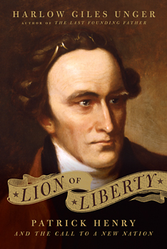 cover of Lion of Liberty