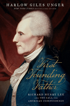 cover of First Founding Father