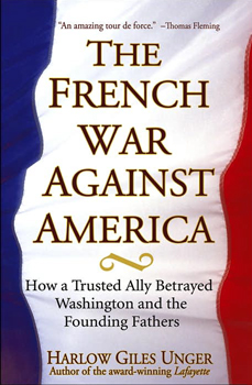 cover of The French War Against America