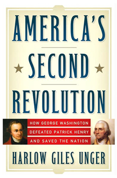 cover of America's Second Revolution